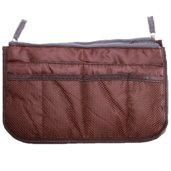 Harga Hanyu Travelling Accessories Cosmetic Bag Coffee