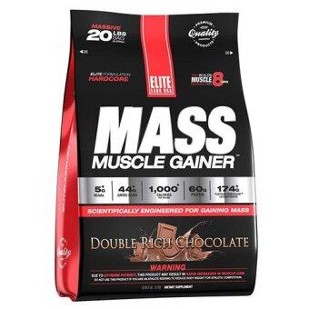 Harga Elite Labs Mass Muscle Gainer 20lbs