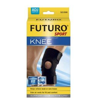Harga Futuro Sport Adjustable Knee Support