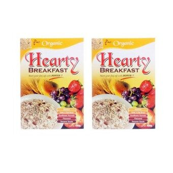 Harga RADIANT Organic Hearty Breakfast 400g (Twin Pack)