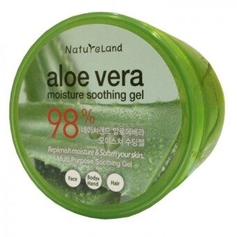 Harga NatureLand Aloe Vera Soothing Gel 500ml