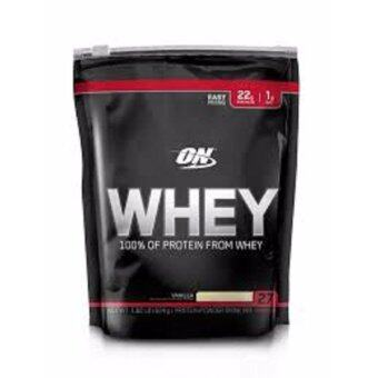 Harga ON Whey 22g Protein 1.85lbs 27 Servings Vanilla
