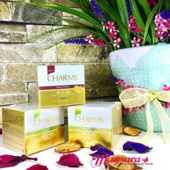 Harga CHARMS ~ Foundation 20gm (Color Option: Natural Beauty)