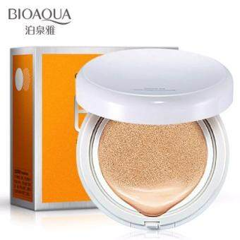 Harga BIOAQUA BB Concealer Foundation Cream / Air Cushion BB Cream