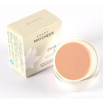 Harga MayCheer Natural Smooth Cover Face Concealer 20g (140 Natural Beige)