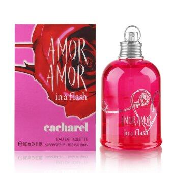 Harga Cacharel Amor Amor In a Flash EDT 100ml For Her New TesterUnit