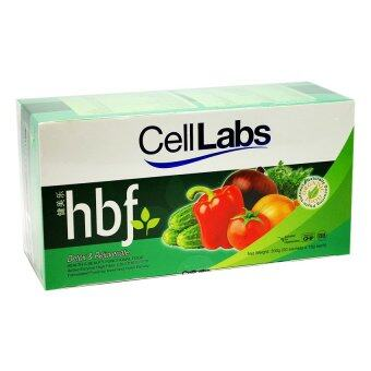 Harga Celllabs Hbf Detox & Rejuvenate 20Sac X 15G