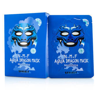 Harga Gangbly Aqua Dragon Mask - N.M.F 10x27ml