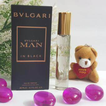 Harga [Tester - HOT SELLING] Bvlgari Man In Black EDP 20ML For Men( Tester - Mini Purse Perfume)