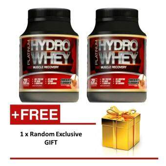 Harga New Hydro Whey Protein by Mesotropin - Fast Muscle Recovery with extra gift