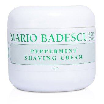 Harga Mario Badescu Peppermint Shaving Cream 118ml/4oz