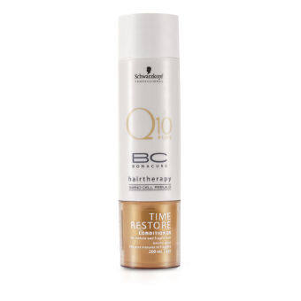 Harga Schwarzkopf BC Time Restore Q10 Plus Conditioner 200ml