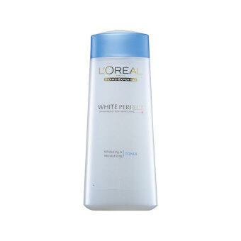 Harga L'OREAL L'Oreal White Perfect Toner 200ML