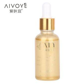 Harga Health Beauty Bb Cream Aivoye Natural Massage Face Lifting Oil Slimming Firming Thin Legs Essential Products(Brown And Golden)