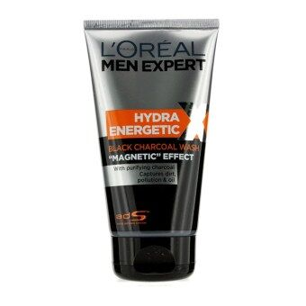 Harga L'Oreal L'Oreal Men Expert Hydra Energetic Black Charcoal Wash