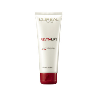 Harga L'OREAL Revitalift Milky Foam 100ML