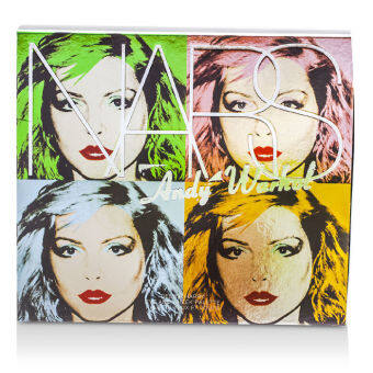 Harga NARS Andy Warhol Collection Debbie Harry Eye And Cheek Palette (4x Eyeshadows 2x Blushes) 6pcs