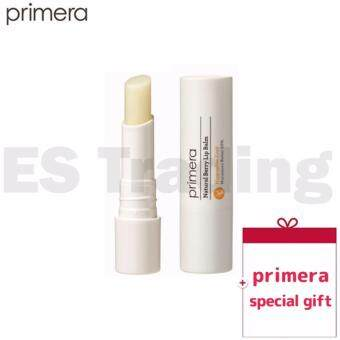 Harga Primera Natural Berry Lip Balm 4g (Colorless)