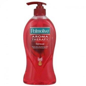 Harga Palmolive Aroma Therapy Sensual Shower Gel 750ml