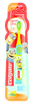 Harga Colgate Smiles Minions 2-5 years Toothbrush