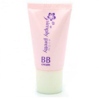 Harga Avon Simply Pretty BB Cream - Light