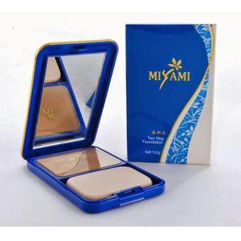 Harga 1 x Box Two Way Foundation (SPF15) Medium