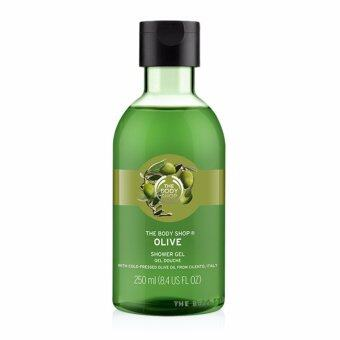 Harga The Body Shop® OLIVE BATH & SHOWER GEL 250ml
