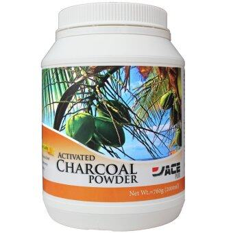 Harga ACE PLUS Activated Charcoal Powder 760g