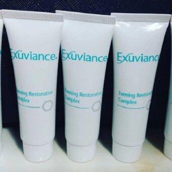 Harga Exuviance Evening Restorative Complex 10g Sample buy 2 get 1 free, buy 3 get 2 free