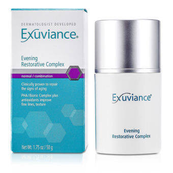 Harga Exuviance Evening Restorative Complex 50g/1.75oz