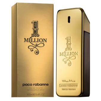 Harga Dubai Tester - 1 Million Paco Rabanne EDT