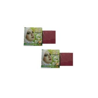 Harga Dara Anggun Glow Glowing Soap - 2 Units