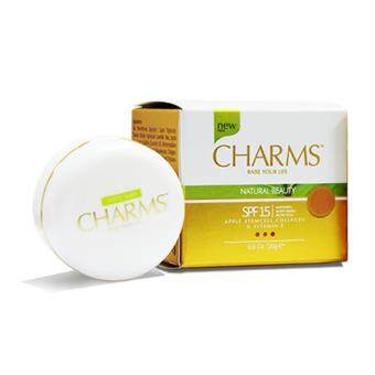 Harga Charms Foundation (code: White Fairy) 20g