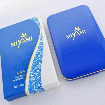 Harga Miyami Two Way Foundation SPF 15 MEDIUM(02)