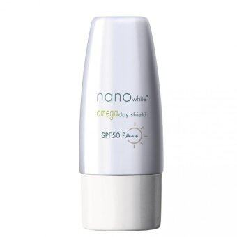 Harga NANO WHITE OMEGA DAY SHIELD SPF50++35ML