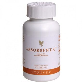Harga Forever Living Absorbent-C 100 tablets (free shipping) -Healthy Life