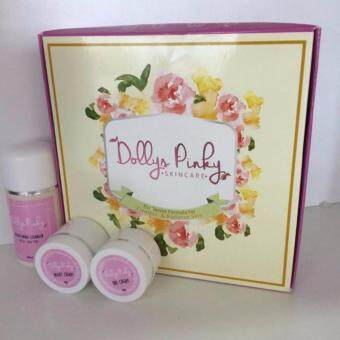 Harga Dolly's Pinky Skincare 3 in 1