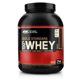 Harga ON Gold Standard 100% Whey 5lbs Flavour (Double Rich Chocolate)