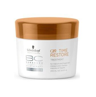 Harga Schwarzkopf BC Time Restore Q10 Plus Treatment (200ml)