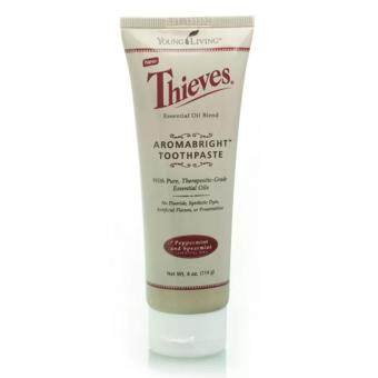Harga Young Living Thieves Aroma Bright Toothpaste