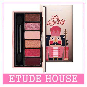 Harga ETUDE HOUSE My Little Nut Fantastic Color Eyes 0.7gx6color (#Lucky Red Little Nut)