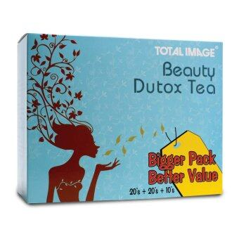 Harga Total Image Beauty Dutox Tea 20s+20s+10s (Detox)