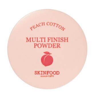 Harga Skinfood Peach Cotton Multi Finish Powder 5g, Pore Powder