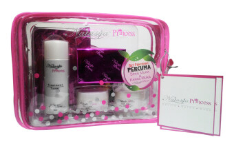 Harga Natasya Princess Set Pencerah ( Set 4 in 1 )