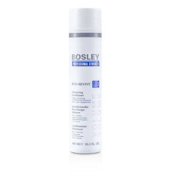 Harga Bosley Professional Strength Bos Revive Volumizing Conditioner (For Visibly Thinning Non Color-Treated Hair) 300ml/10.1oz