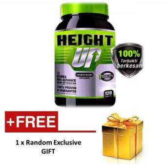 Harga SALES : Original Height Up WITH Extra Gift