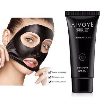 Harga AIVOYE Black Mask Facial Blackhead Remover Acne Mask