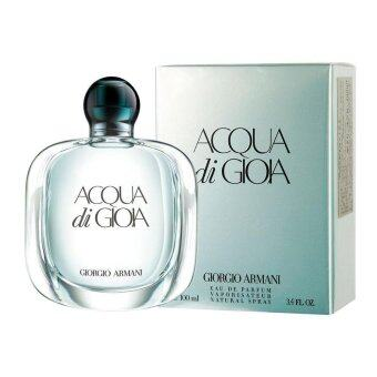 Harga Giorgio Armani Acqua Di Gioia EDP Spray 100ml For Women New Demonstration Unit