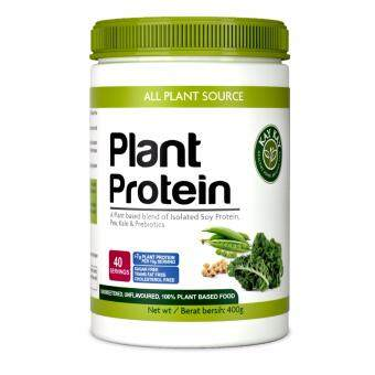 Harga Kay Kay All Plant Protein Powder 400gm