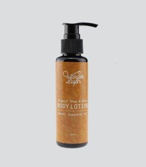 Harga Wonderlush Neroli Organic Shea & Olive Body Lotion